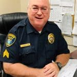 Longview, Texas Police Sergeant Shaun Pendleton is August Protector of the Community