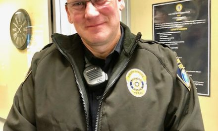 Longview Texas Police Officer Rodney Eubanks: December 2019 Protector of the Month