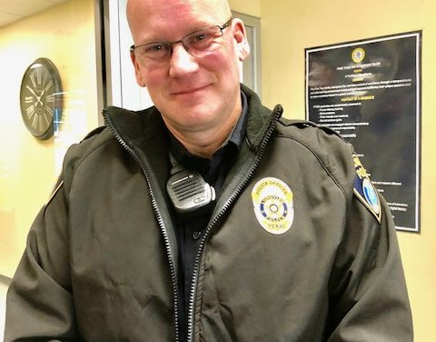 +Longview Police Officer Eubanks is December Protector of the Community