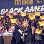 Houston, Texas Mayor Sylvester Turner endorses Mike Bloomberg for president