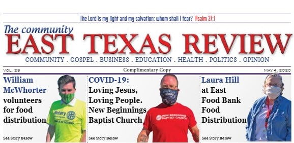 East Texas Review Vol. 29